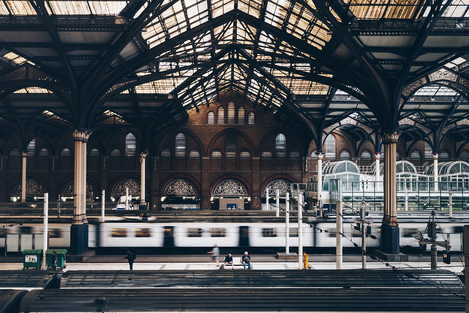 Itinerary Planning: Trainstation