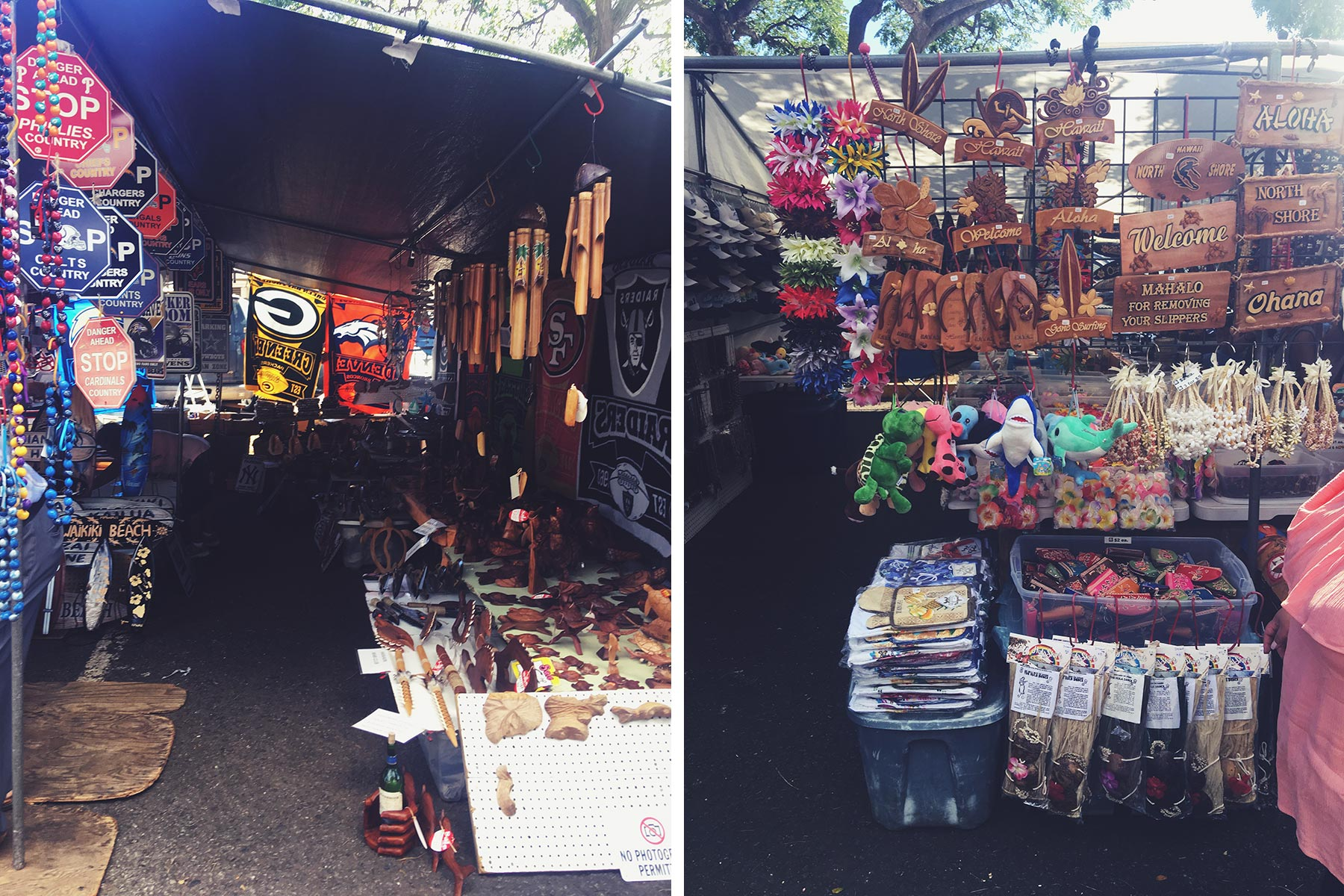 Aloha Stadium Swap Meet - Honolulu, Hawaii