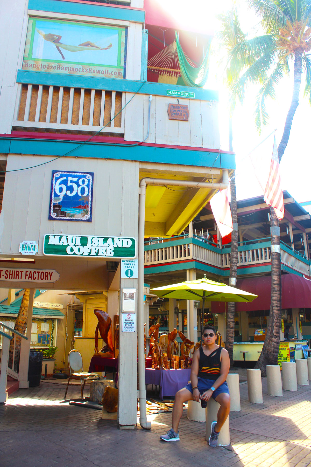 Front Street, Lahaina - PearlMargaret.com