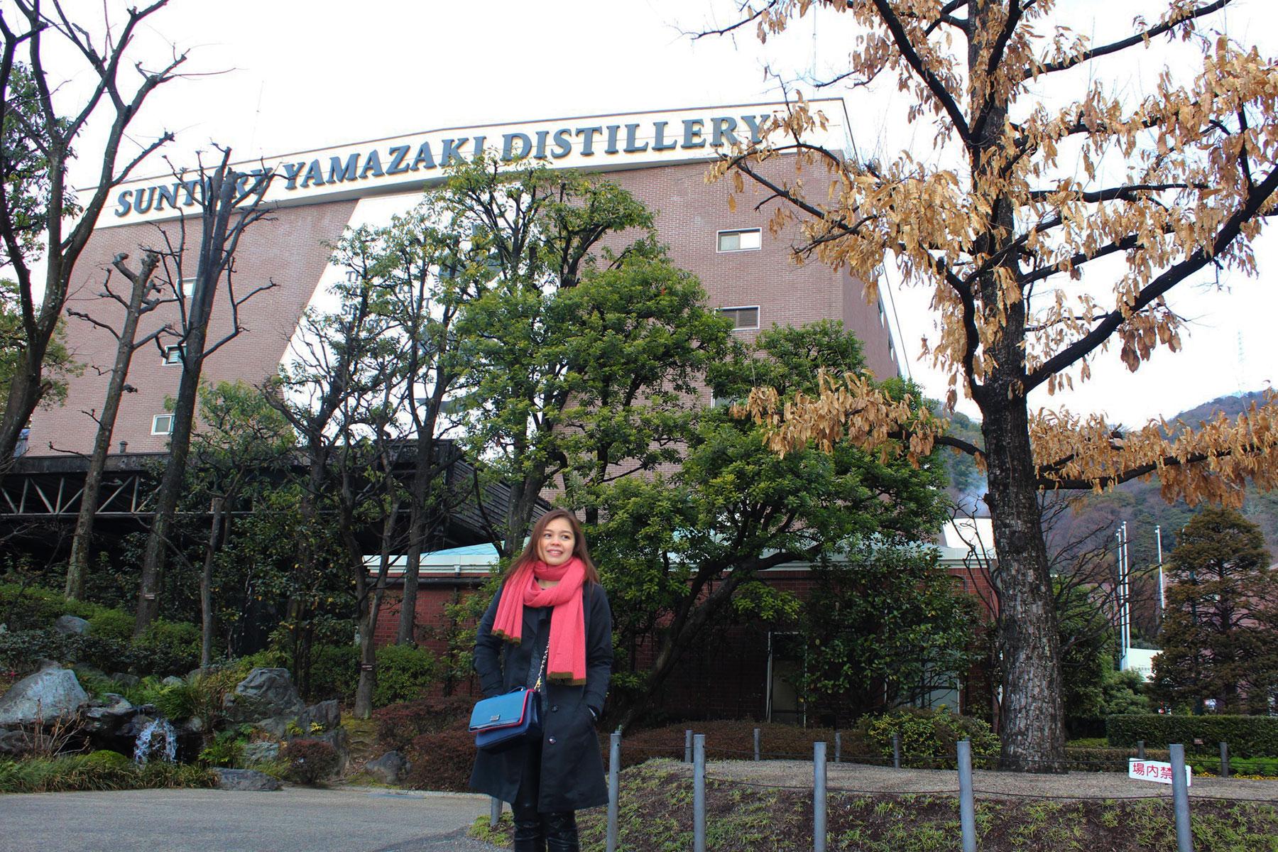 Suntory Distillery Tour - PearlMargaret.com