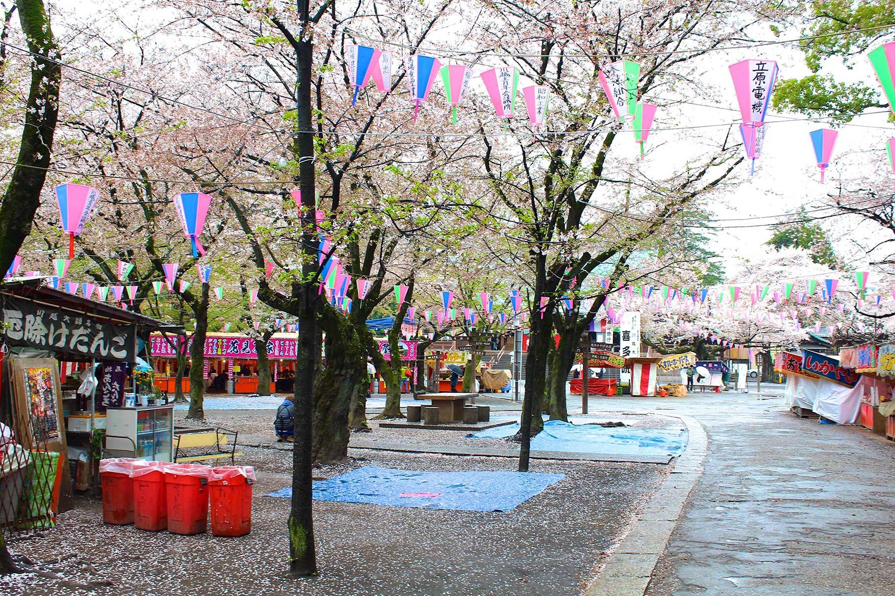 Kitain Temple, Kawagoe, Japan