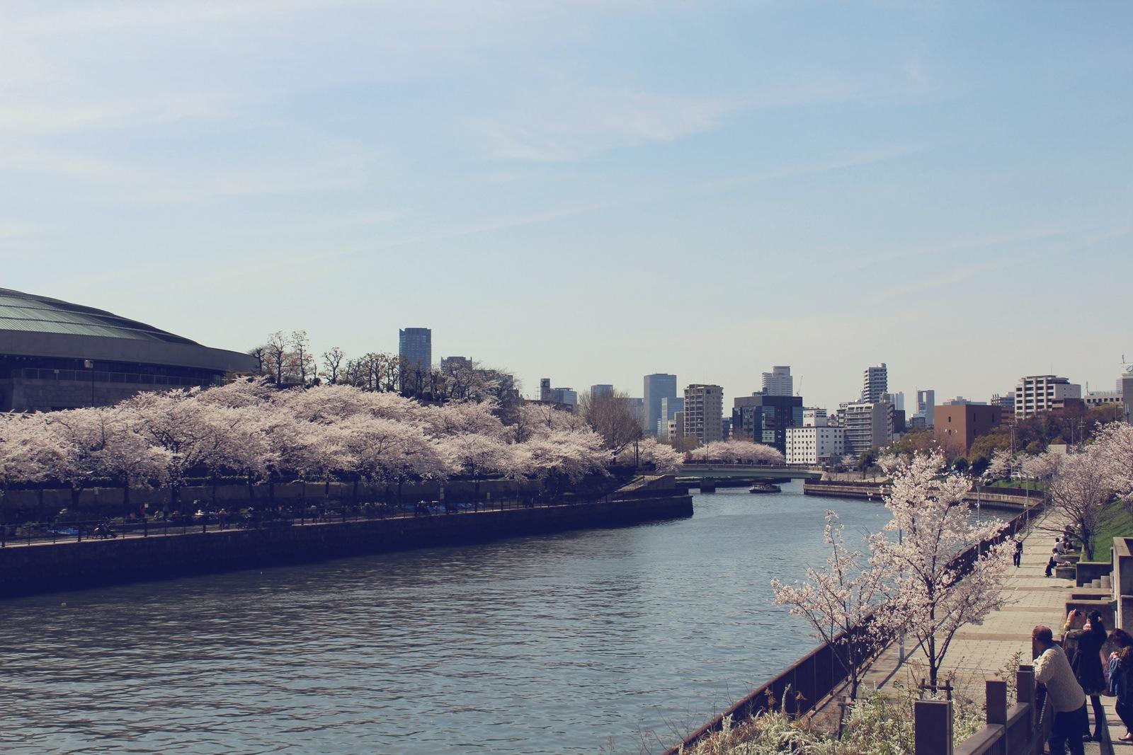 Osaka Castle Park - PearlMargaret.com