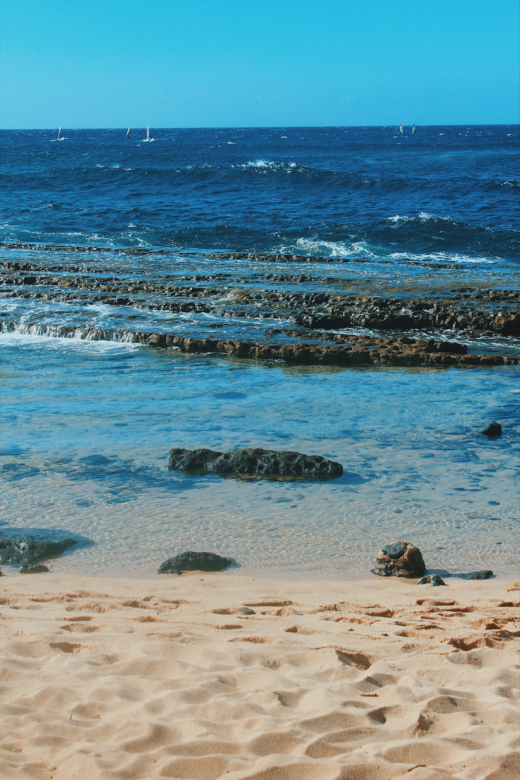 Hoʻokipa Beach - PearlMargaret.com