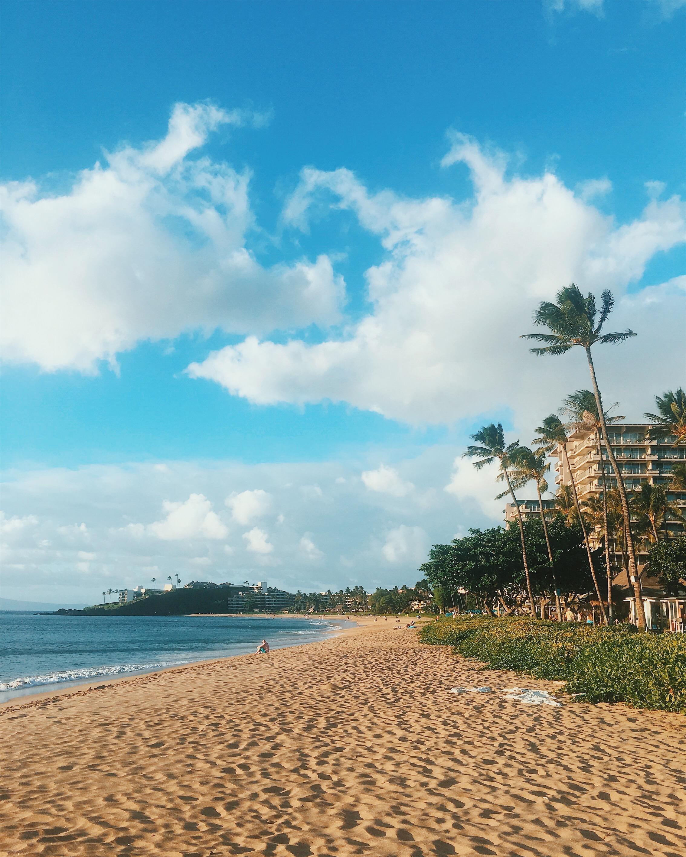 Kaanapali Beach - PearlMargaret.com