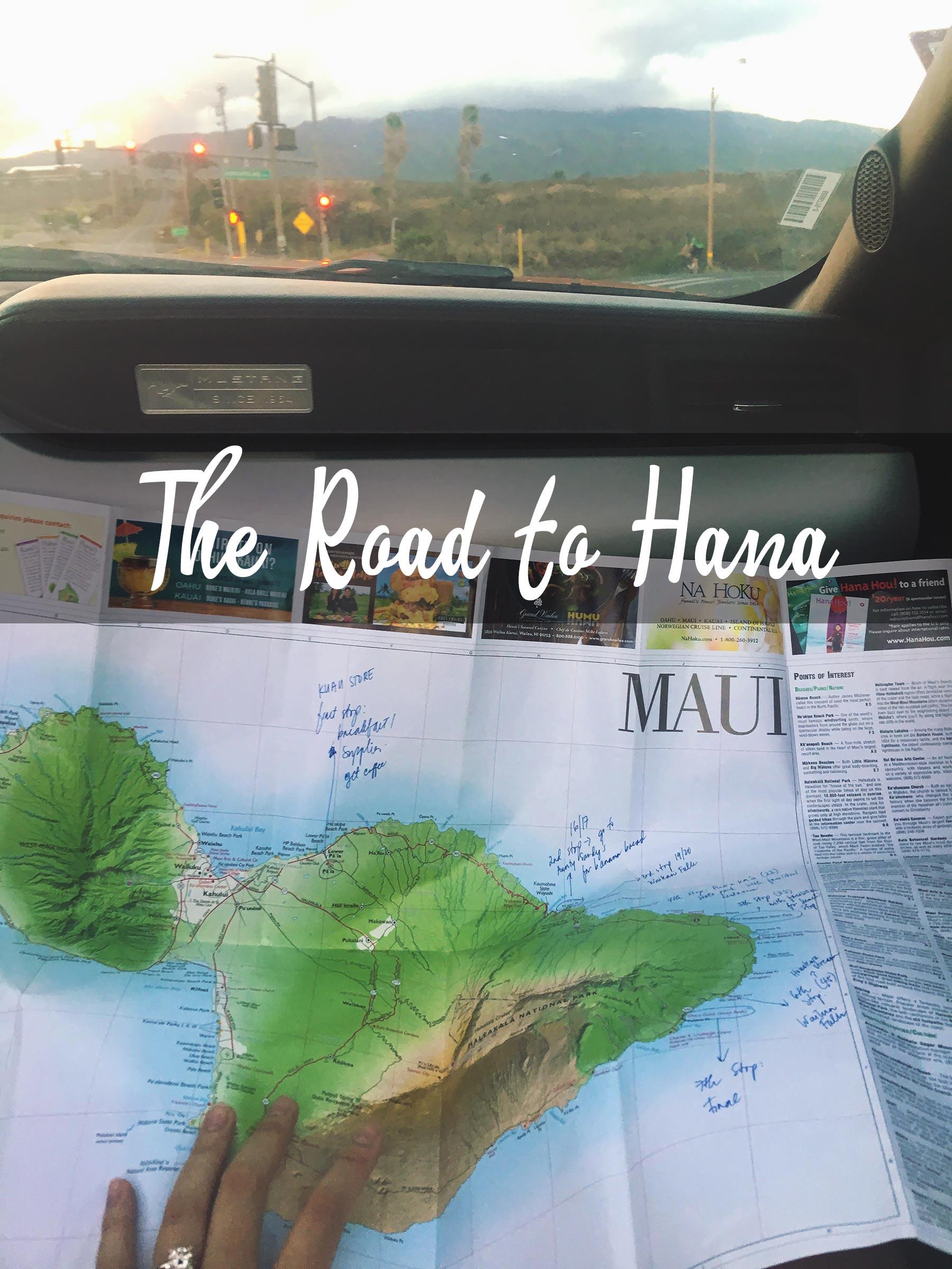 Road to Hana - PearlMargaret.com