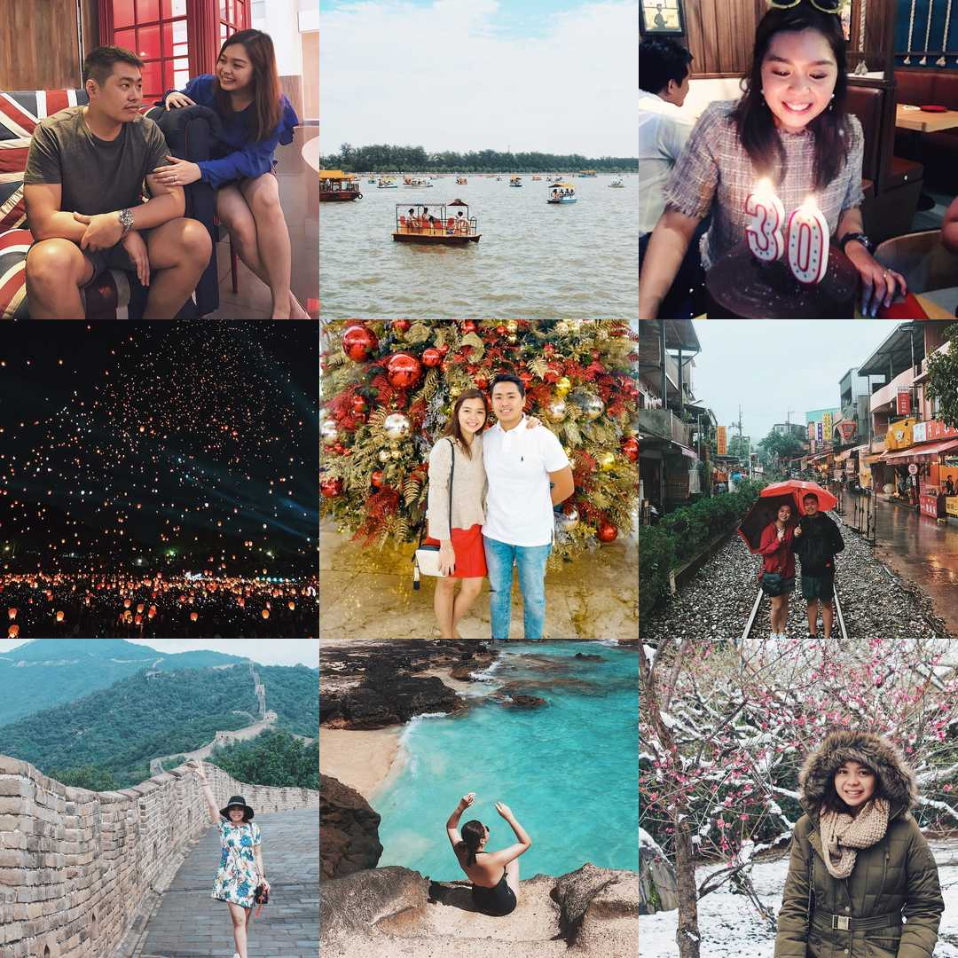 My Best of Nine (2017) - @pganzon