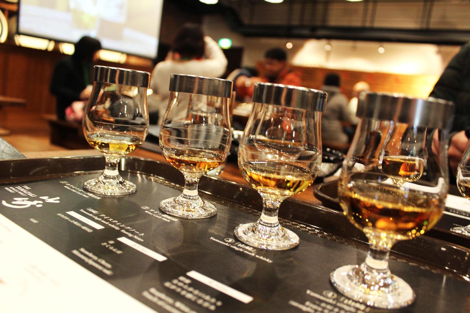 Suntory Distillery. Yamazaki - PearlMargaret.com