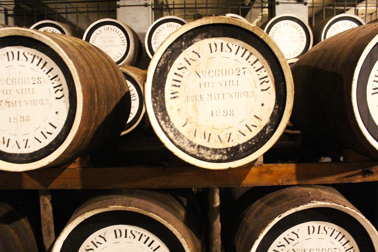 Suntory Distillery Museum. Yamazaki - PearlMargaret.com
