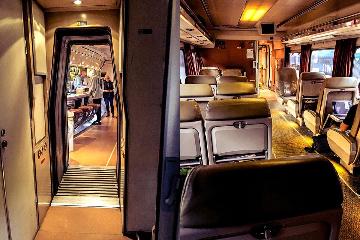 Amtrak Cascades - PearlMargaret.com